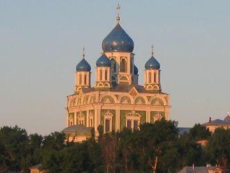 Вознесенский собор в Ельце