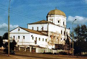 Вознесенская церковь в Йошкар-Оле